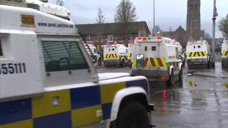 Man Arrested After Shots Fired In Northern Ireland Clashes.