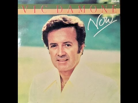 Vic Damone ~ NOW  (1981)