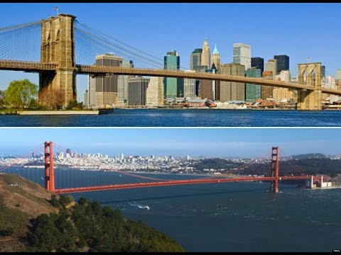 Moving From New York to San Francisco