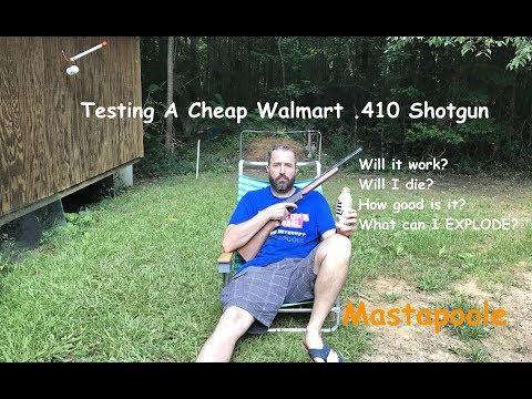 Cheapest Walmart.410 Shotgun EVER