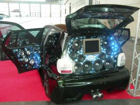 Auto tuning impianti stereo youtube - Impianto stereo da camera ...
