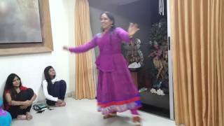 Ekam Dhyanam Full Moon 25 Dec Nita dances Ek danta