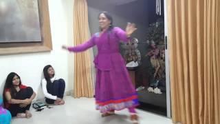 Ekam Dhyanam Full Moon 25 Dec Nita dances Ek danta