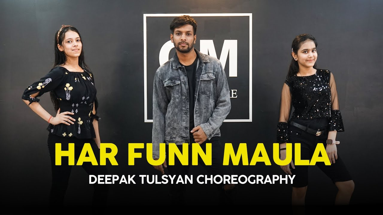 Har Funn Maula - Dance Cover | Deepak Tulsyan Choreography | 4 Million Special | G M Dance