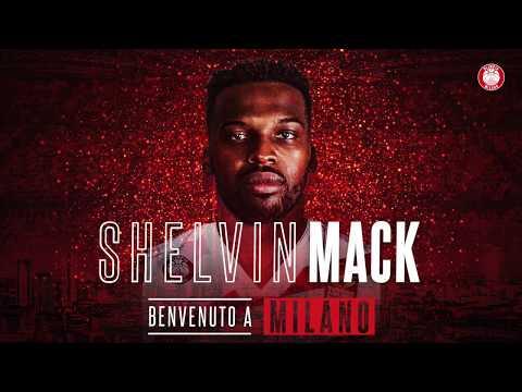 Welcome Shelvin Mack