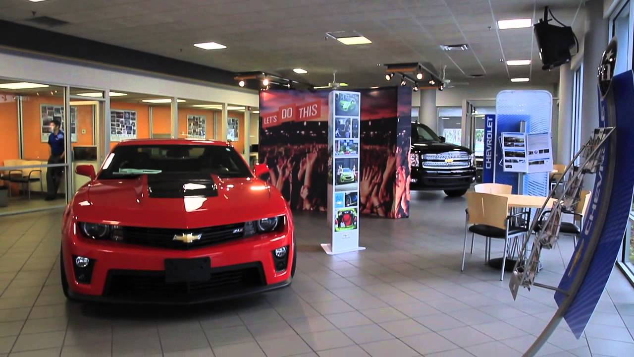 Cox Chevrolet Bradenton >> Welcome To Cox Chevrolet In Bradenton Fl