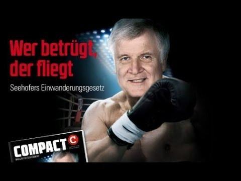 COMPACT 2/2014 - Seehofers Einwanderungsgesetz -- Frühsexualisierung -- Bombenstimmung bei Olympia