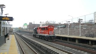 BL20GH Steam Engine @ Tremont (Harlem Line)