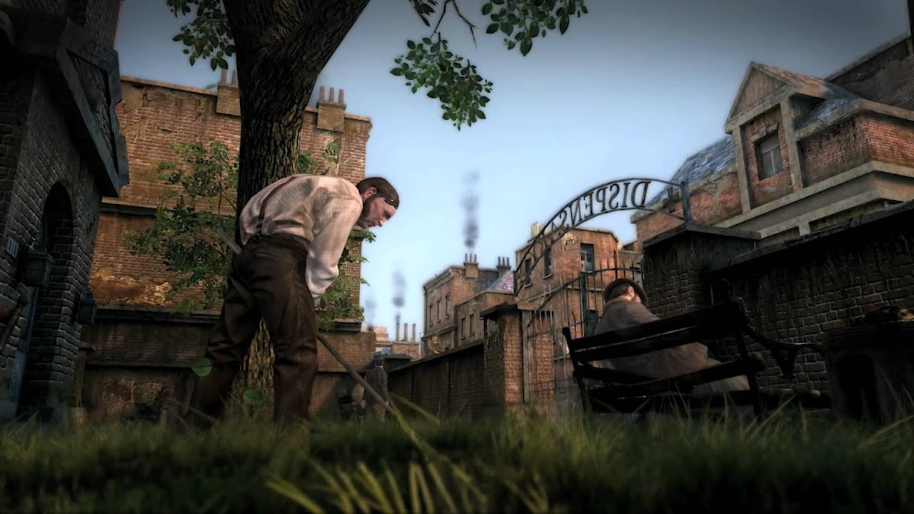 Download The Testament of Sherlock Holmes Teaser 2 Trailer