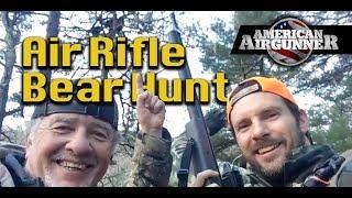 Air Rifle Hunt for Bear in Virginia : Airgunner Part 2