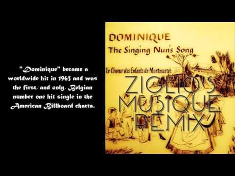The Singing Nun - Dominique - Ziglio's Musique Remix
