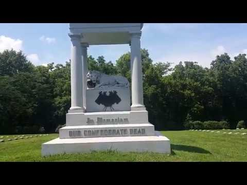 Confederate Memorial Cemetery - Higginsville, Missouri