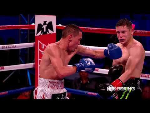 Carlos Cuadras vs. Juan Francisco Estrada: BAD Highlights (HBO Boxing)