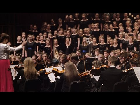 O Come, All Ye Faithful (Arr. Dan Forrest) | BYU Combined Choirs and Orchestra - #LIGHTtheWORLD