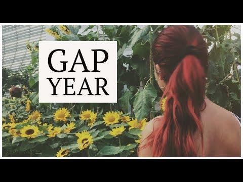 gap year.