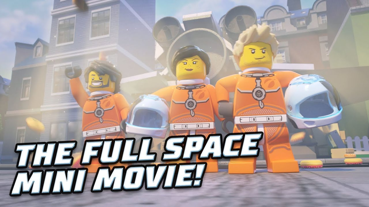 LEGO City Spaced out – Compilation Special #1
