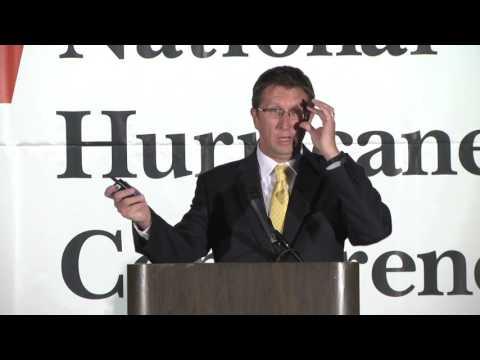 Dr  Rick Knabb at 2017 National Hurricane Conference