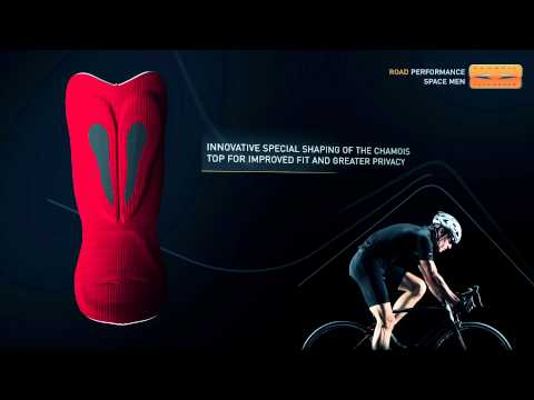 Elastic Interface ROAD PERFORMANCE SPACE MEN Chamois