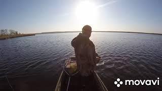 Отличная рыбалка на щуку Первая часть