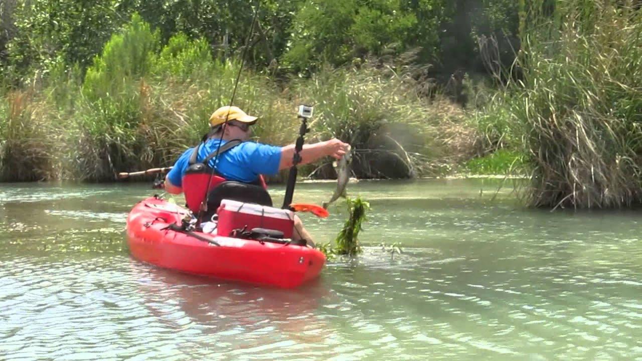 Juan veruete wilderness systems ride 115 kayak fishing for Wilderness fishing kayak