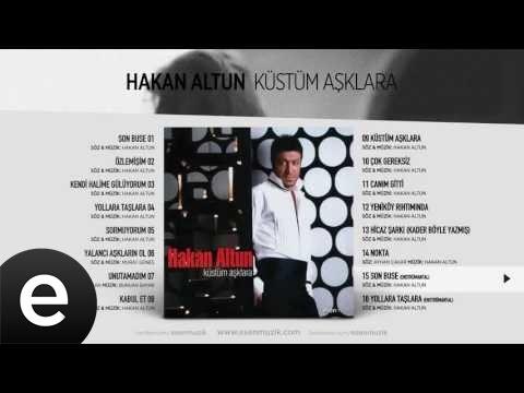 Son Buse (Enstrümantal) (Hakan Altun) Official Audio # #hakanaltun