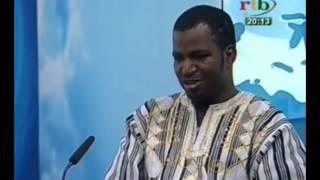 Monsieur Issa Barry directeur ge?ne?ral de l'office national du tourisme burkinabe? sur le ...