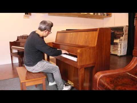 Kawai UST 7 - Presented by The Denver Piano Company