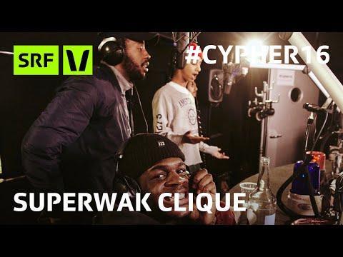 Superwak Clique am Virus Bounce Cypher 2016   #Cypher16   SRF Virus