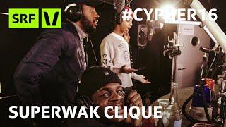 Superwak Clique (Teil 1) am Virus Bounce Cypher #Cypher16