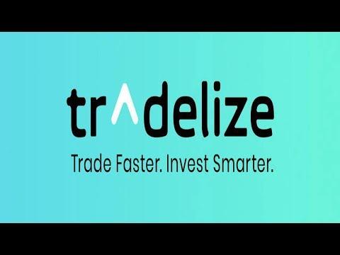 Обзор проекта TRADELIZE l Trade Faster. Invest Smarter.