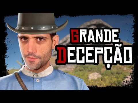 A grande DECEPÇÃO com os EASTER EGGS - Red Dead ONLINE da ZUEIRA