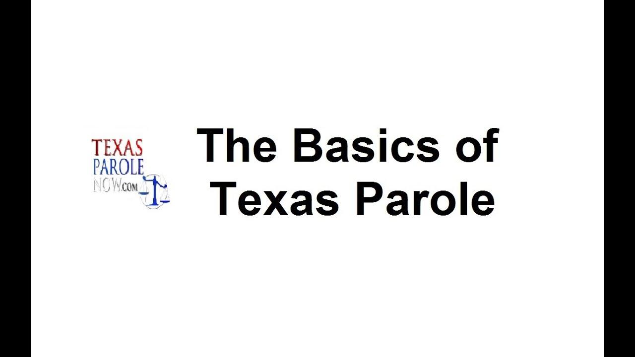 Texas Parole Now