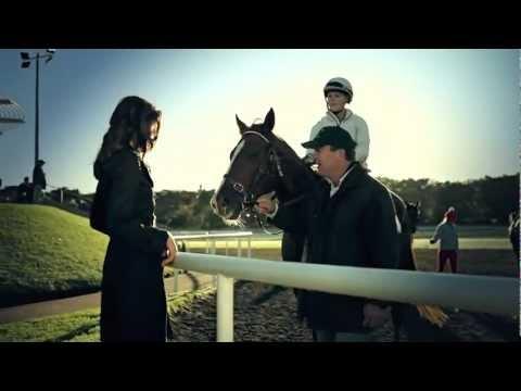Champion Thoroughbreds TV Ad - Roz Kelly