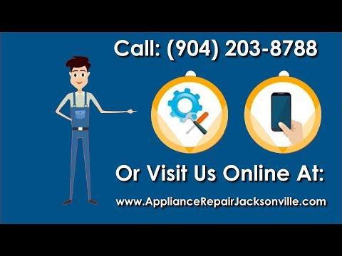 Appliance Repair Jacksonville - Call 904-203-8788