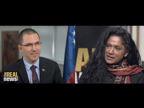 "Venezuela's Foreign Minister: ""Washington Hijacked Guaidó"""