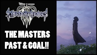 KINGDOM HEARTS THE MASTER OF MASTERS PAST AND GOAL!