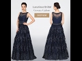 Beautiful Long Gown party wear dress designs for girls , New Arrivals dress