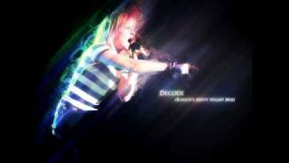 [2010's NEW REMIX] Paramore - Decode (Bosich's Misty Night Mix)