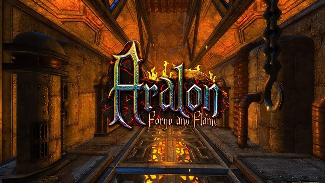 aralon forge and flame apk 2.4