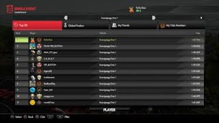 DRIVECLUB™ The Kyle Reverse One:1 Light Rain Overall World Record