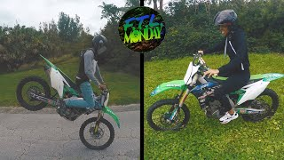 FTL Monday: How To Ride A Dirtbike
