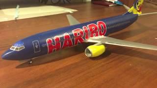 Revell Boeing 737 Haribo