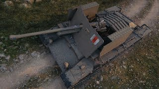 WoT Valentine AT 1508 DMG 10 frags - Mines