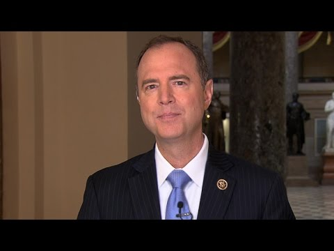 "Rep. Adam Schiff on ""dysfunctional"" Trump administration, Putin's credibility"