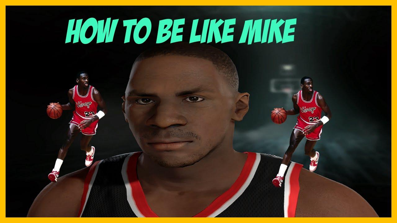 bd9a1ddacf288a NBA 2K16  HOW TO MAKE MICHAEL JORDAN W  ACCESSORIES - YouTube