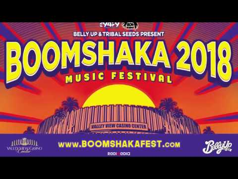 Boomshaka 2018 - San Diego Music Festival