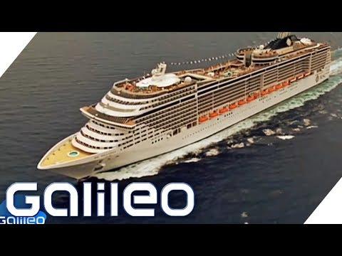 Der größte Kreuzfahrthafen Europas   Galileo   ProSieben