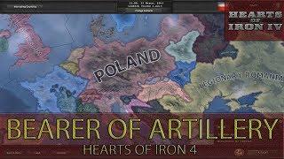 Hearts Of Iron 4 - Bearer Of Artillery Achievement Guide<
