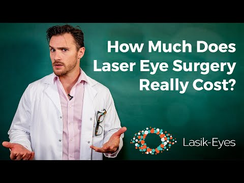 How Much Does Laser Eye Surgery Really Cost? | Lasik-Eyes