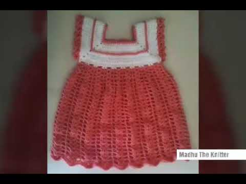 a69aaa6d4eec woolen frock design for baby girl - woolen sweater making for kids ...